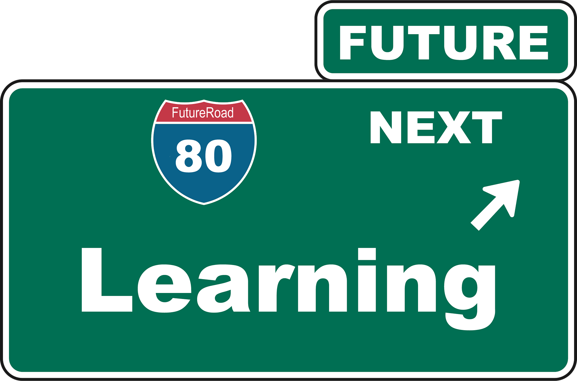 learning future next exit